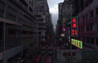 Alone In – Hong Kong