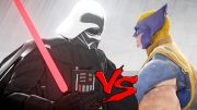 DARTH VADER VS STORMTROOPERS – EPIC BATTLE