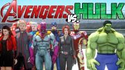 The Avengers VS Optimus Prime – EPIC Battle